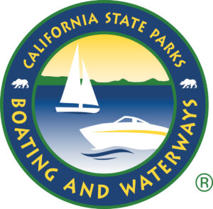 California State Parks, Division of Boating and Waterways Logo