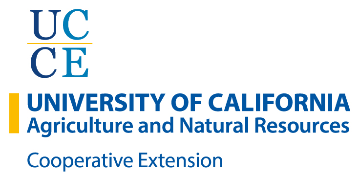 University of California Agricultural and Natural Resources Cooperative Extension Logo