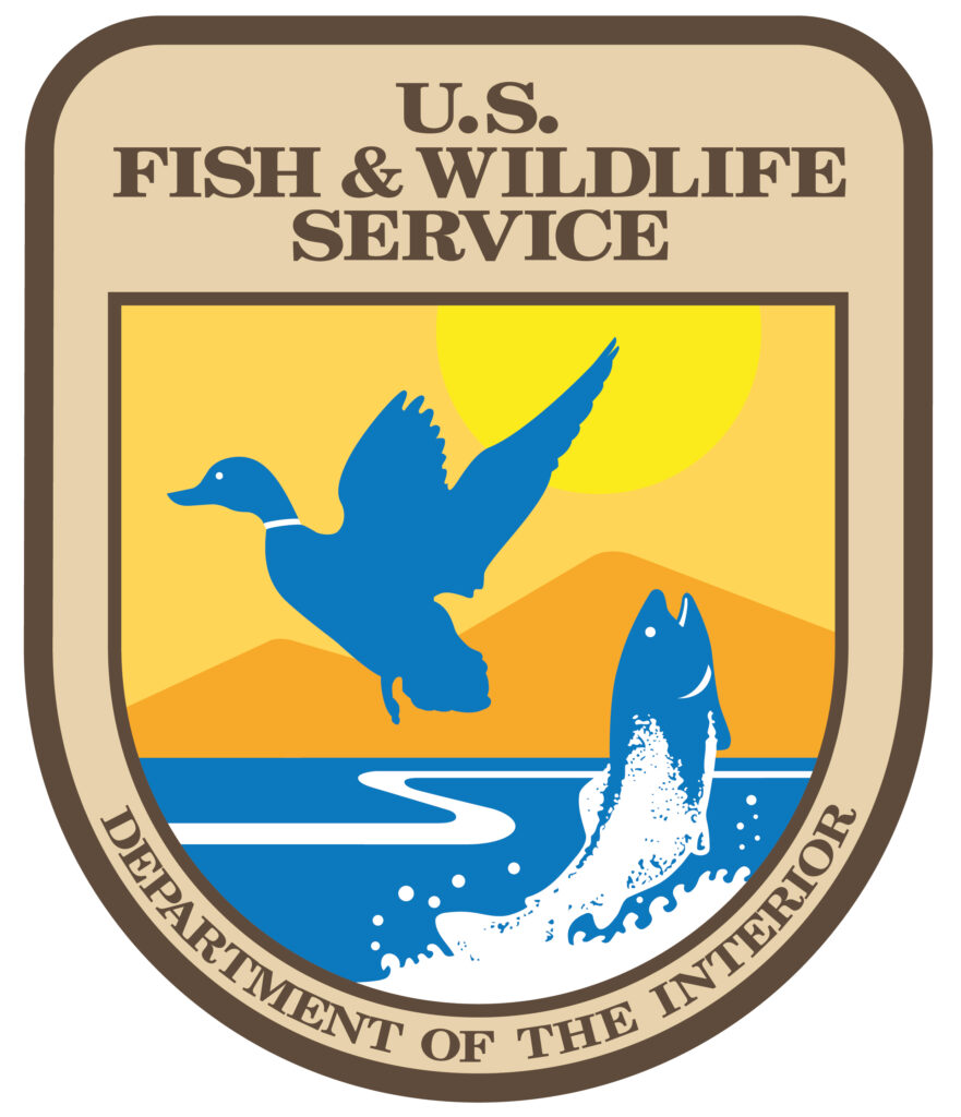 U.S. Department of Fish and Wildlife Logo